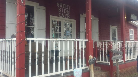 Chapel Hill, TN: Sweet Side Cafe