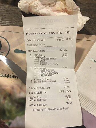 Photo of Bar Cerrone Burger Pub at Via Santo Strato 12/b, Naples 80123, Italy
