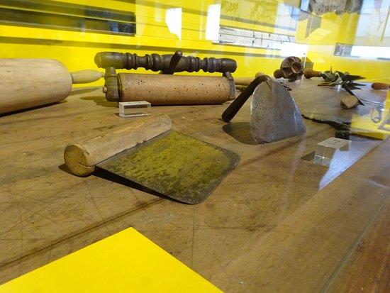 Museum der Brotkultur: Tools of the trade