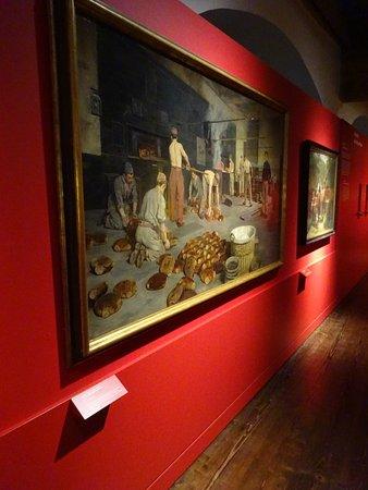 Museum der Brotkultur: Gallery displays