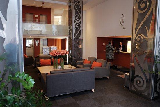 Mamaison Hotel Andrassy Budapest: reception