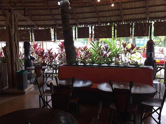 Parque Temático Hacienda Nápoles: Restaurante
