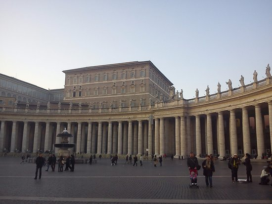 Province of Rome, Italien: Vatican
