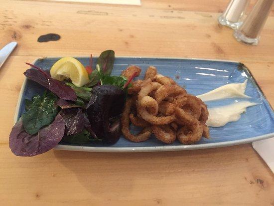 Trearddur Bay, UK: Sea Shanty Cafe