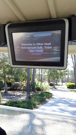 Hilton Head National: And so it begins