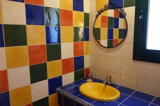 Palleja, Испания: Los baños (muy bien).
