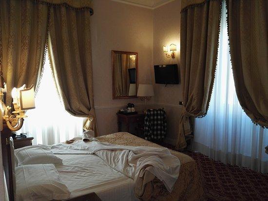 Hotel Villa Pinciana : Camera superior