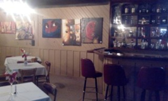 Fairburn, GA: our second bar in the party room