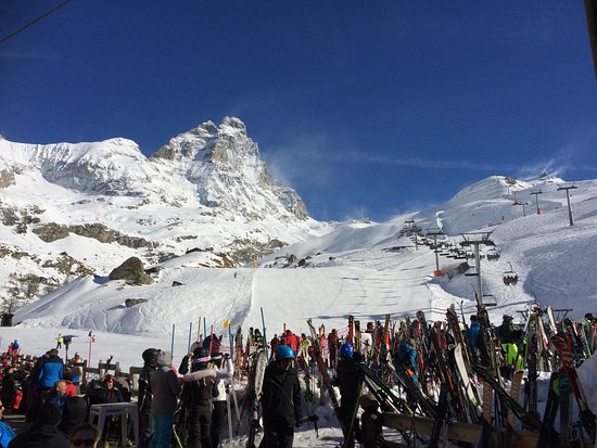Cervino Breuil-Cervinia Ski Area Photo