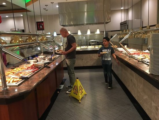 God Picture Of King Buffet Los Angeles Tripadvisor