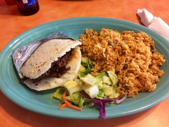 Goose Creek, SC: OMG Brisket Empanada