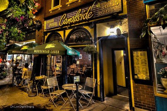 Canalside Restaurant