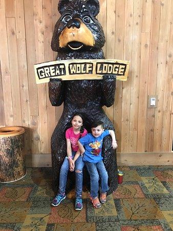 Fun At Great Wolf Lodge Great Wolf Lodge Southern California Garden Grove