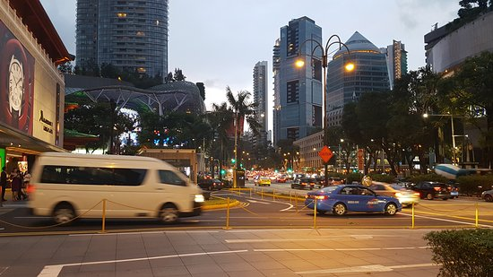 Orchard Road Photo