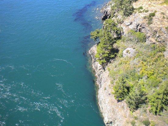 Oak Harbor, WA: Clear Blue Water