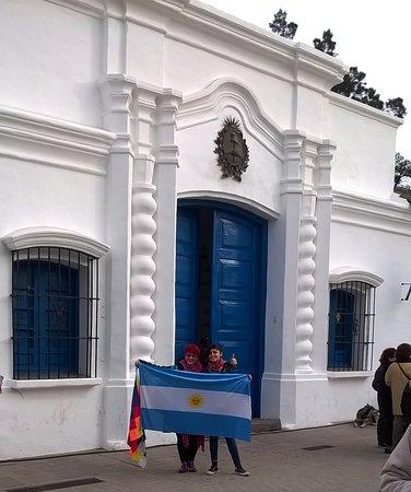 Casa Historica de Tucuman: Llegamos el día del Bicentenario de la Independencia!!!!