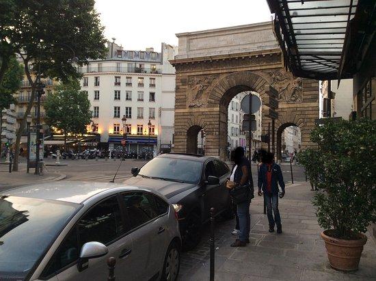 Porte saint martin pariisi ranska arvostelut for Porte saint martin