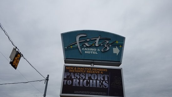 Tunica, MS: the sign