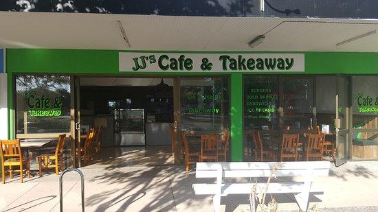 Woorim, Австралия: JJ's Cafe and Takeaway