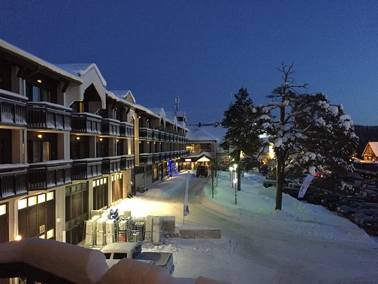 Lapland Hotel Riekonlinna : Fachada e vista