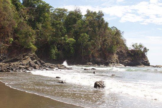 Ballena, คอสตาริกา: Shoreline