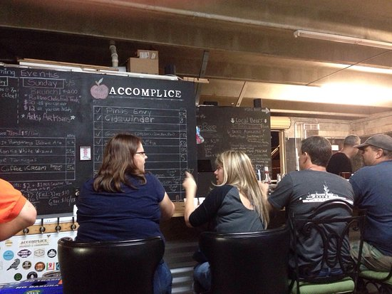 The Accomplice Ciderworks and Brewery