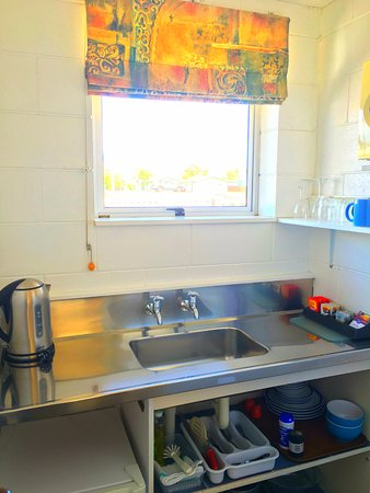 Sanson, New Zealand: Kitchen