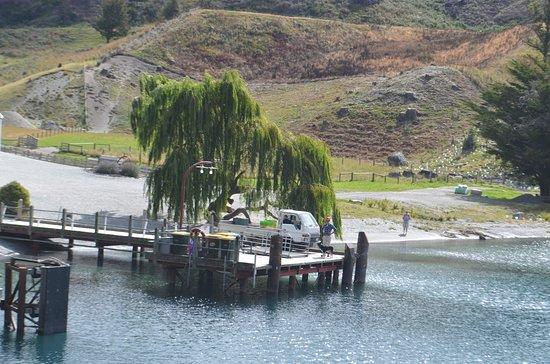 Queenstown, New Zealand: Dock