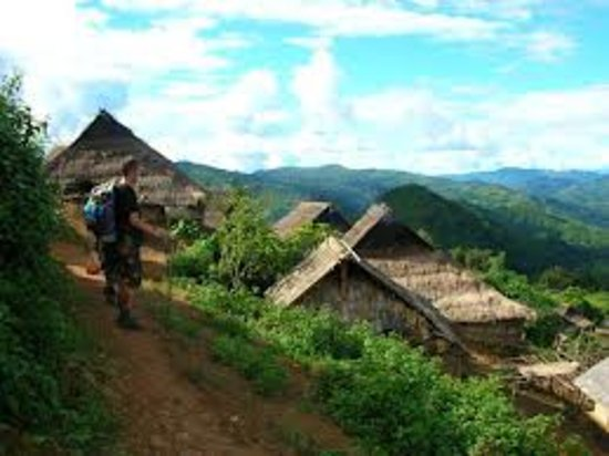 Luang Namtha, Laos: visit local minority groups