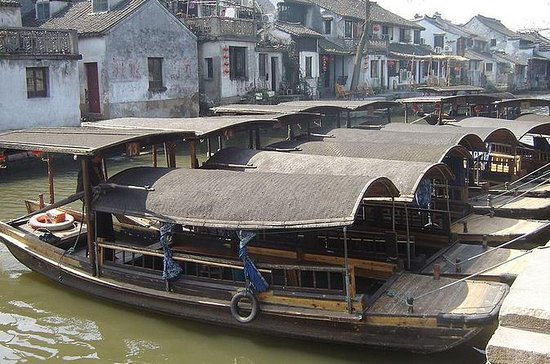 Private Day Tour: Water Towns Xitang...