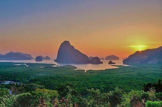Tesori di Phang Nga: un'avventura