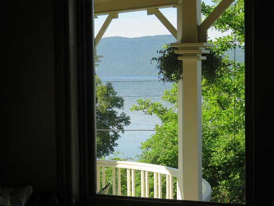 Westmore, VT: View from Gazebo room