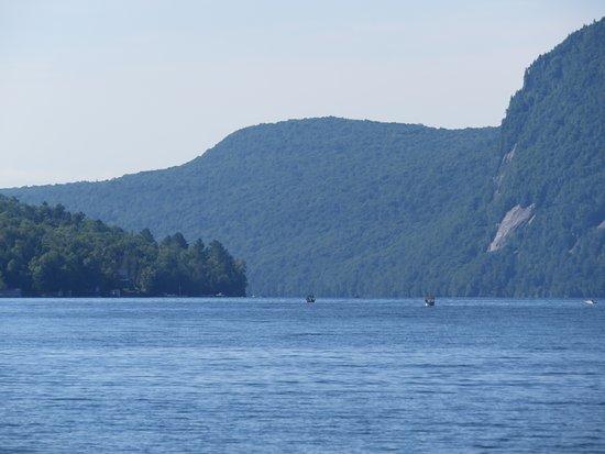 Westmore, เวอร์มอนต์: Lake View!