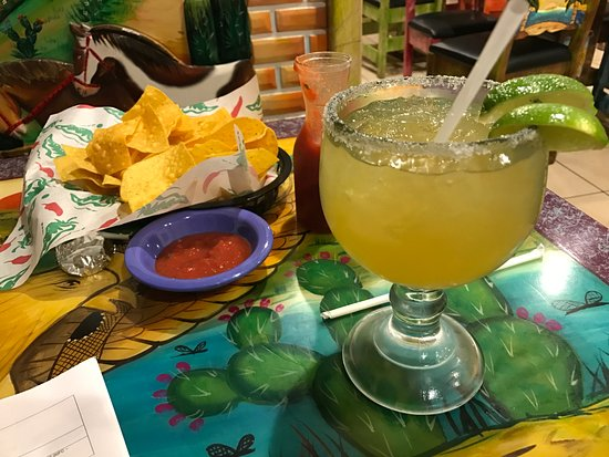 Newton, Kansas: Standard USA size Margarita