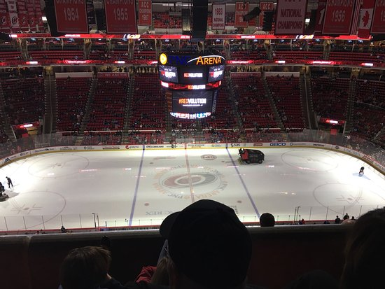 Photo of Tourist Attraction PNC Arena at 1400 Edwards Mill Rd, Raleigh, NC 27607, United States