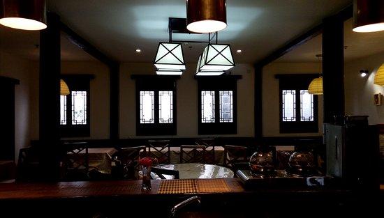 Nanxuan Hotel: Dining Room