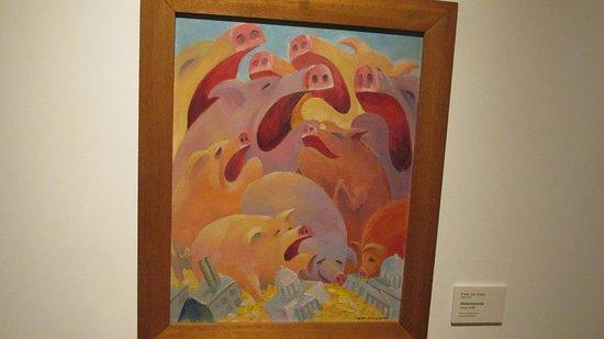 Edmonds, واشنطن: Reminds me of animal farm