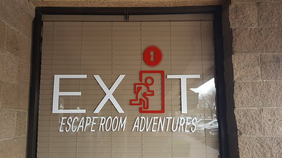 ‪Exit Escape Room Adventures‬