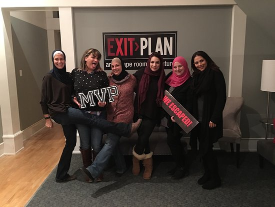Leesburg, VA: EXIT Plan - An Escape Room Adventure