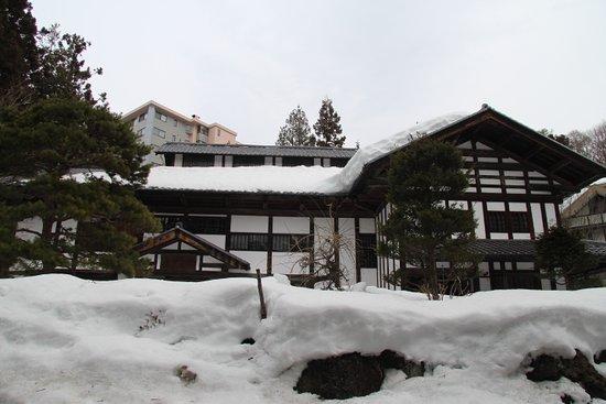 Minzoku Shiryokan Gosetsu No Yakata