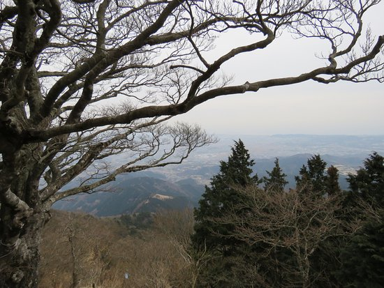 Kanagawa Prefecture, Japan: Mount Oyama