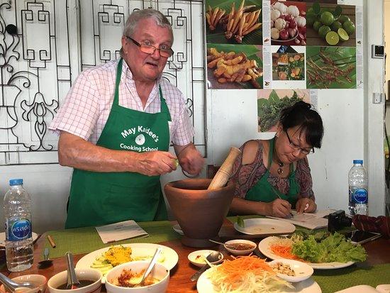 May Kaidee's Cooking School : photo4.jpg