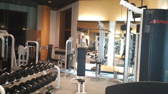 Gran Melia Jakarta: gym