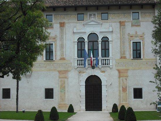 """Palazzo degli Spilimbergo """"Di Sopra"""""""