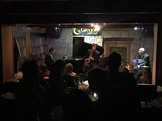 Photo of Italian Restaurant Gregory's Jazz Club at Via Gregoriana, Rome 00187, Italy