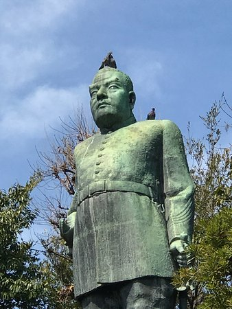 Saigo Takamori Statue: photo0.jpg