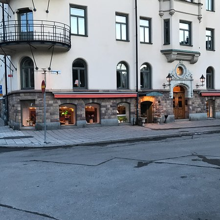 Photo of Modern European Restaurant Eriks Bakficka at Fredrikshovsgatan 4, Stockholm 11523, Sweden