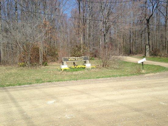 Conneaut, Οχάιο: Entrance of South Ridge Road