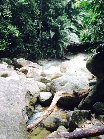 Lundu, Malaysia: cascade 1