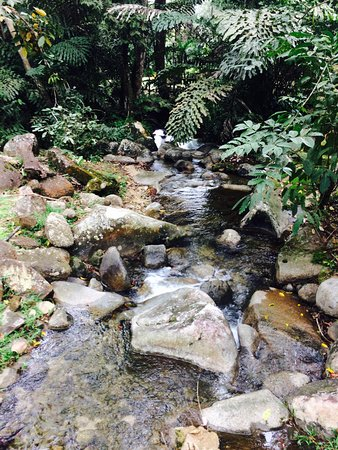 Lundu, Malaysia: cascade